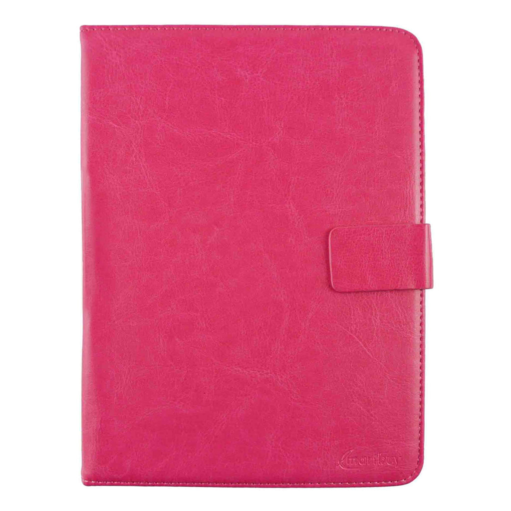 Hot Pink Plain Universal Tablet Case