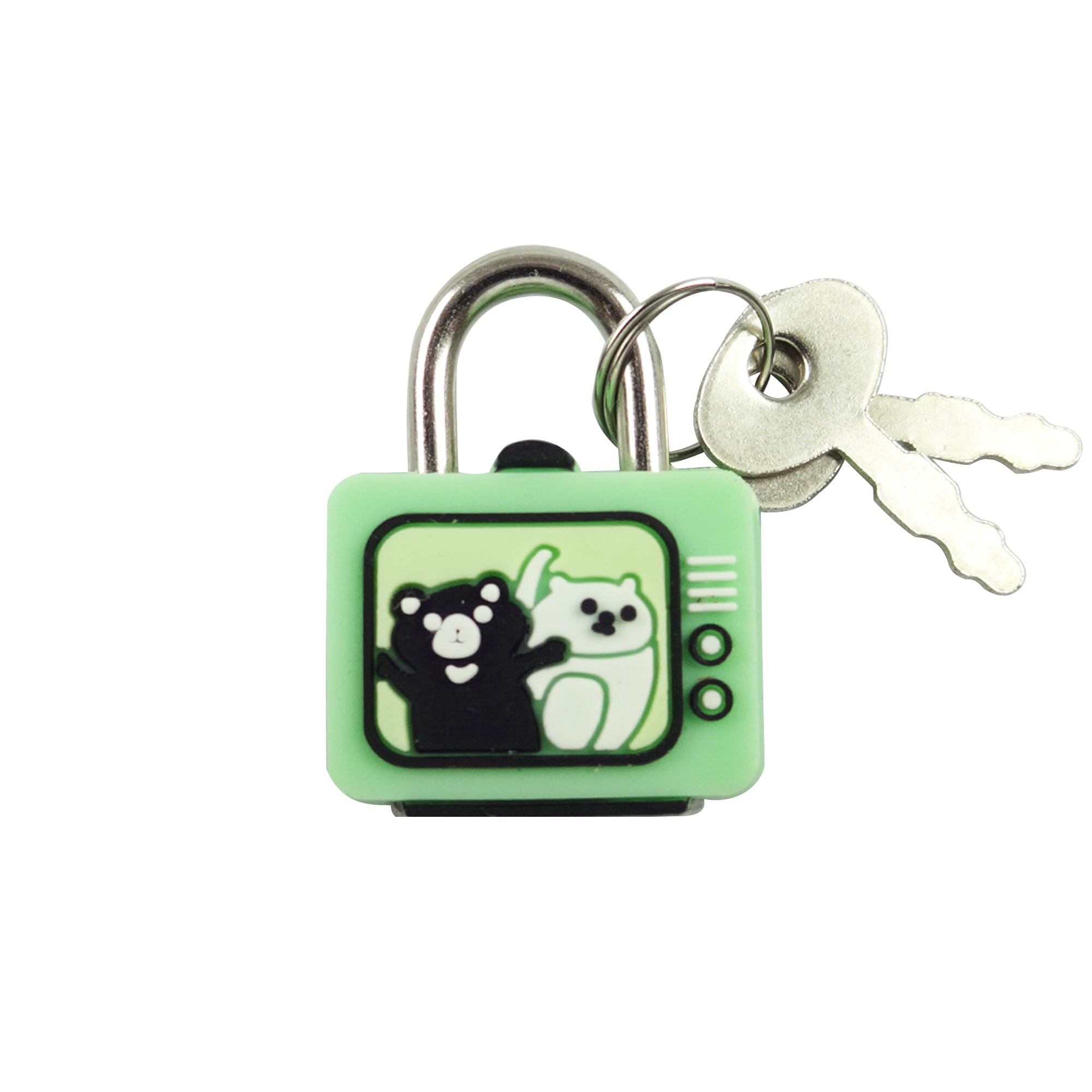 TV Lock - Green