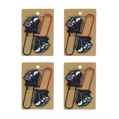 Darth Vader Paper Clip - Set of 4