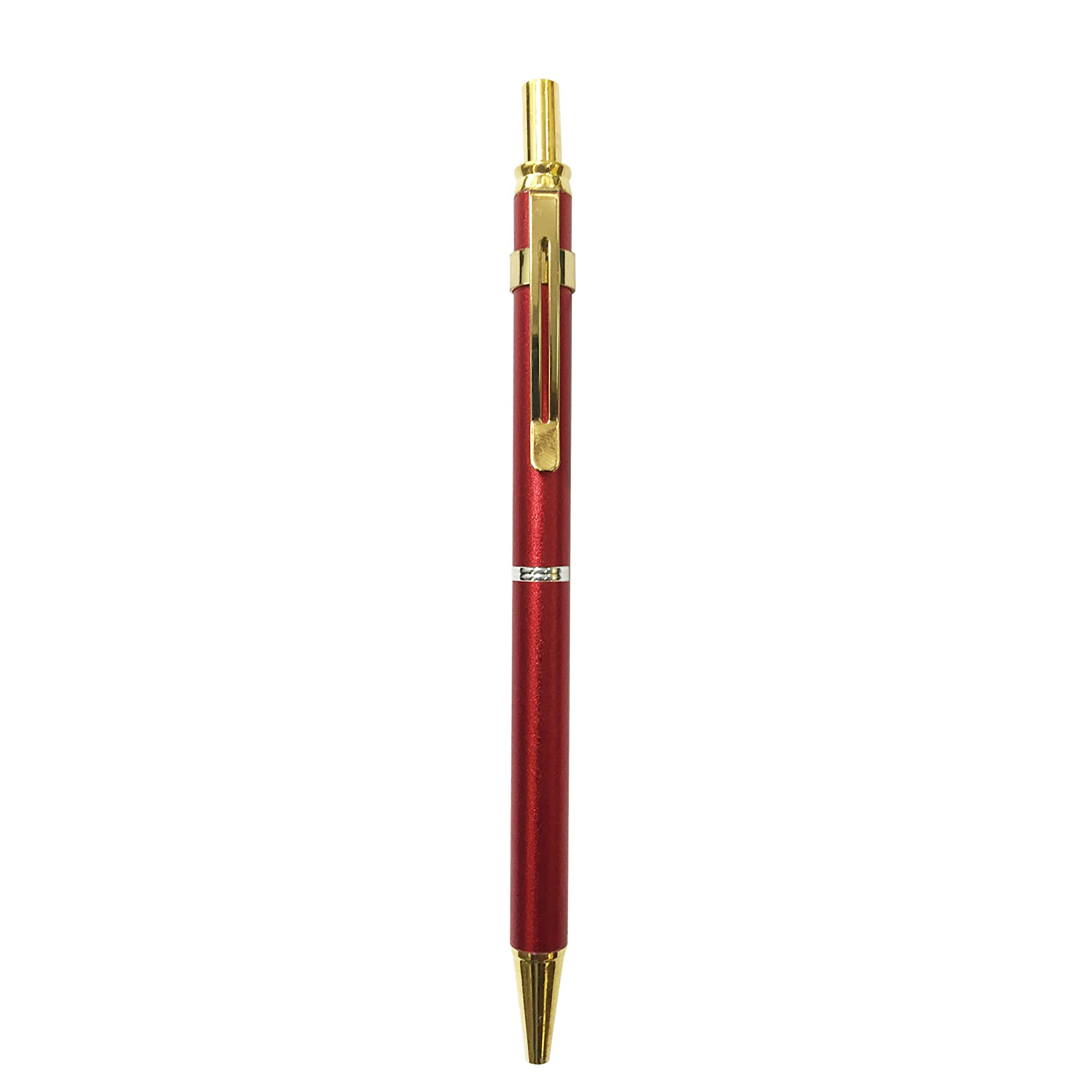 Metallic Mechanical Pencil - Red