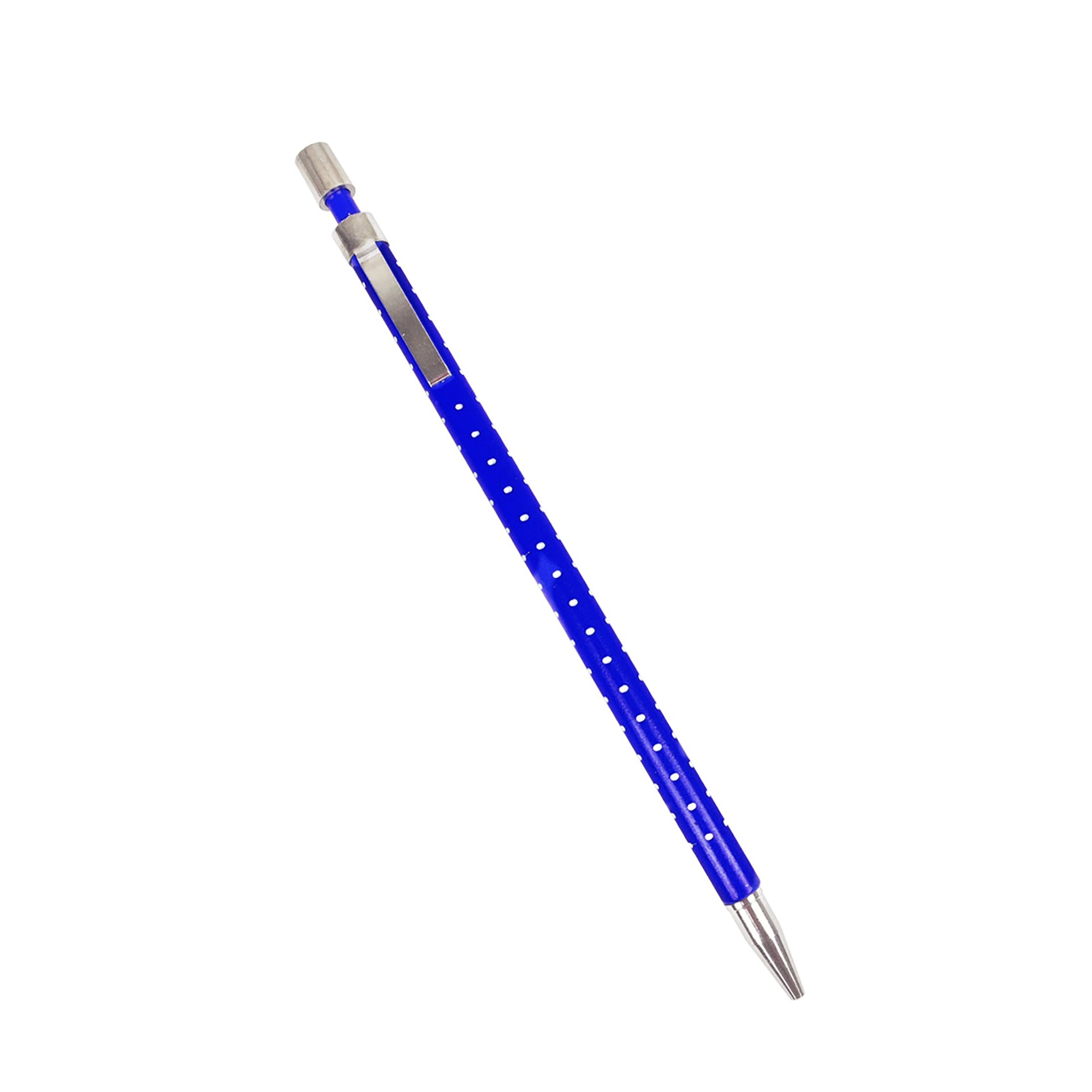 Small Polka Mechanical Pencil - Dark Blue