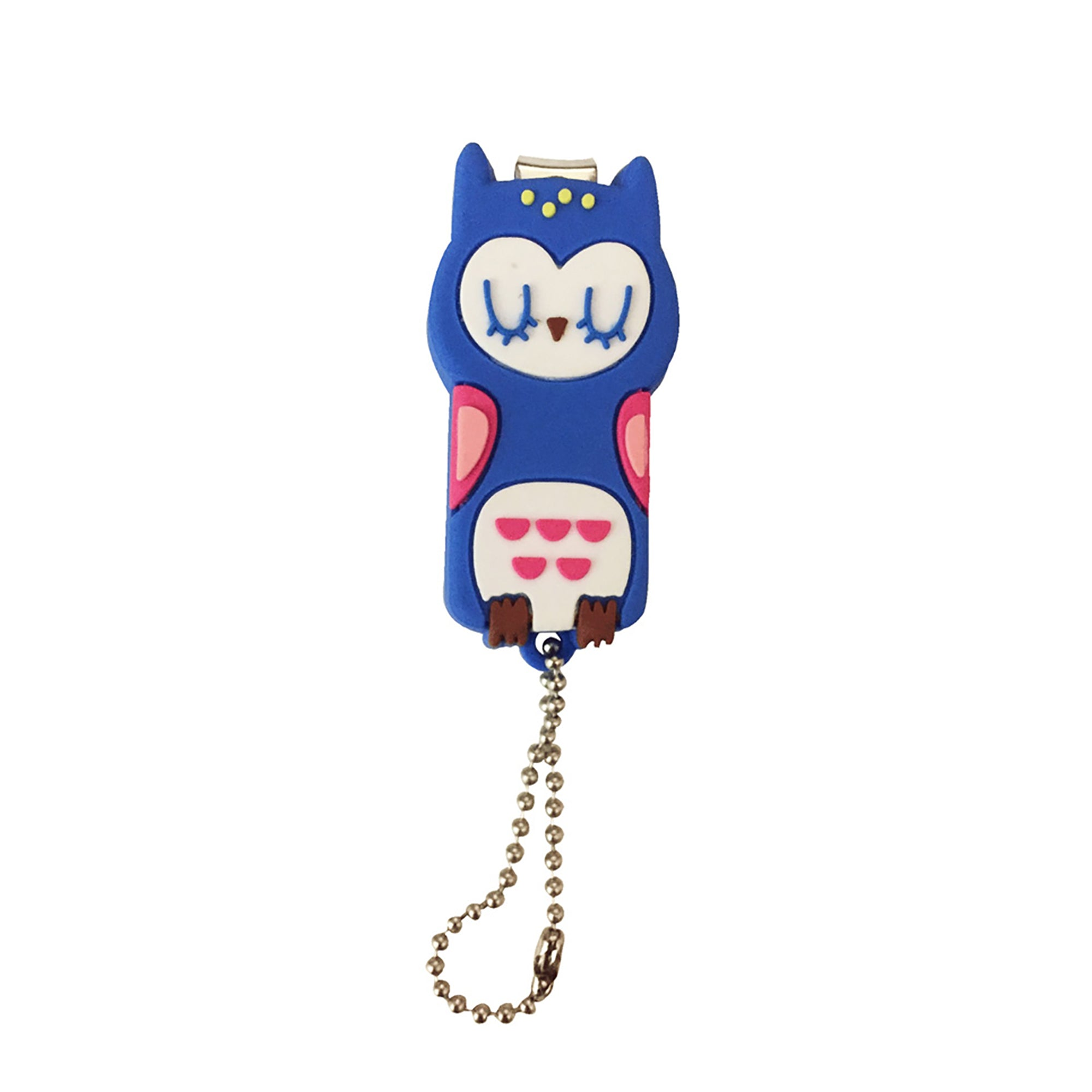 Owl Nailcutter - Blue