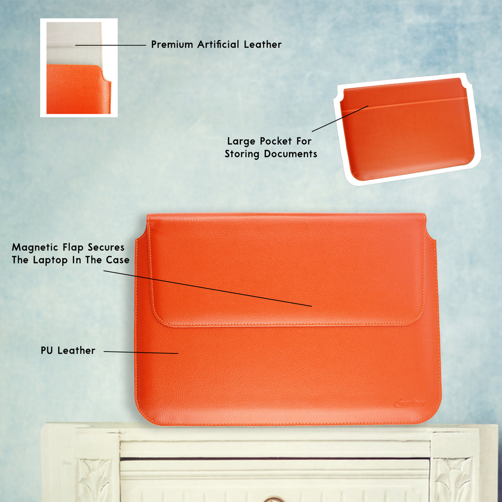 Universal Magnetic Sleeve - Orange Plain