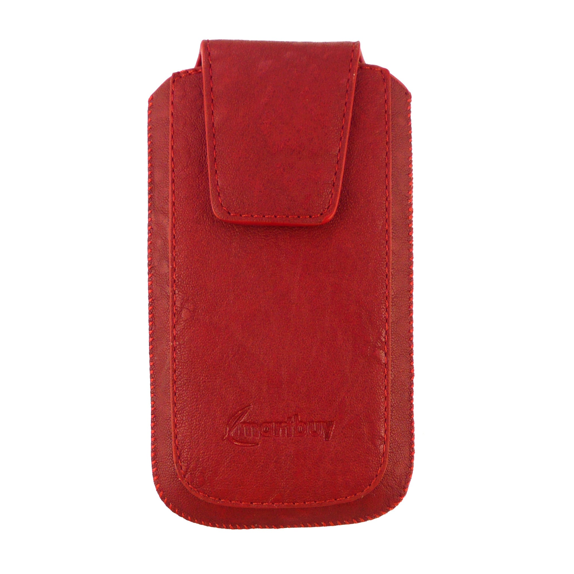Universal Phone Pouch - Red Classic