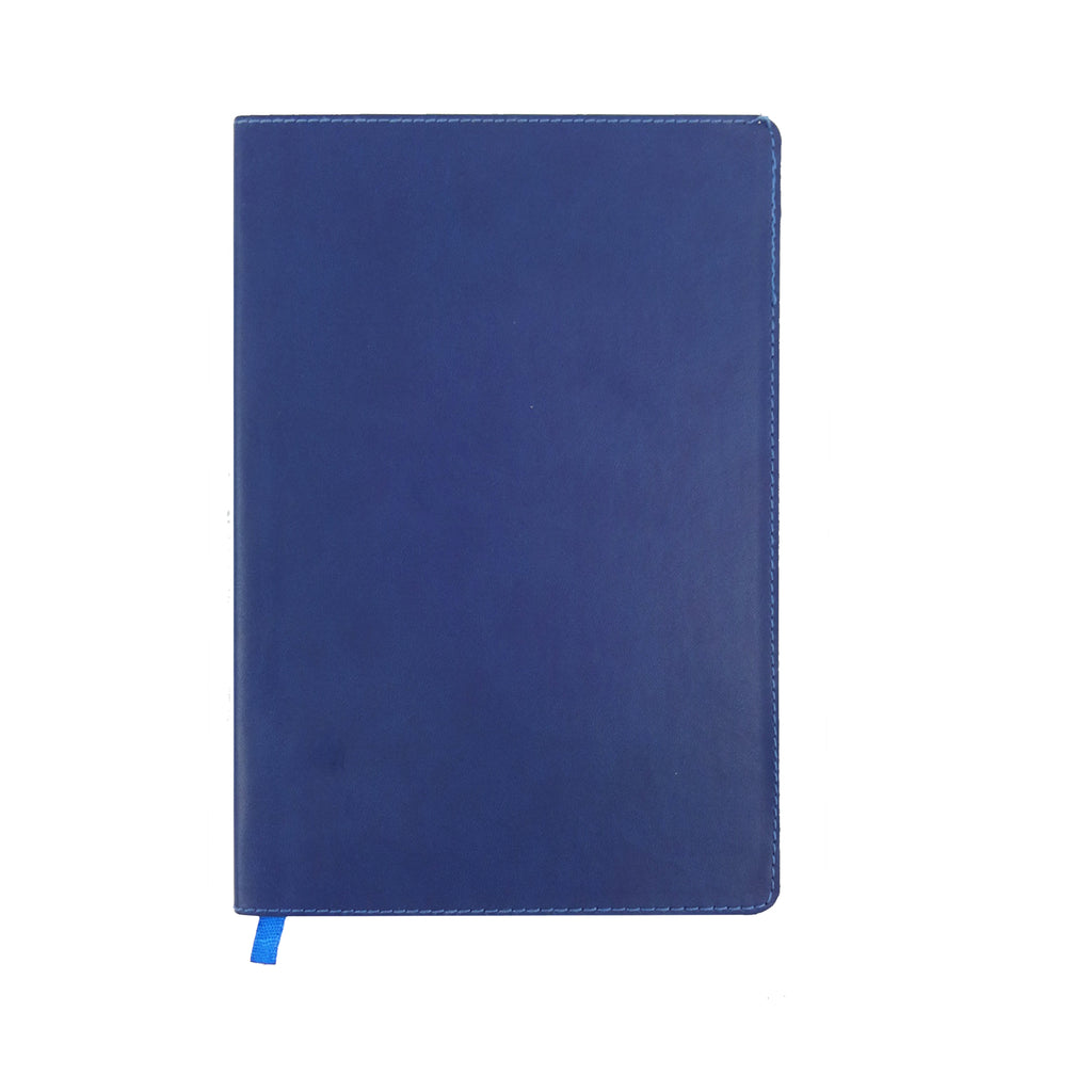 A5 PU Diary - Dark Blue