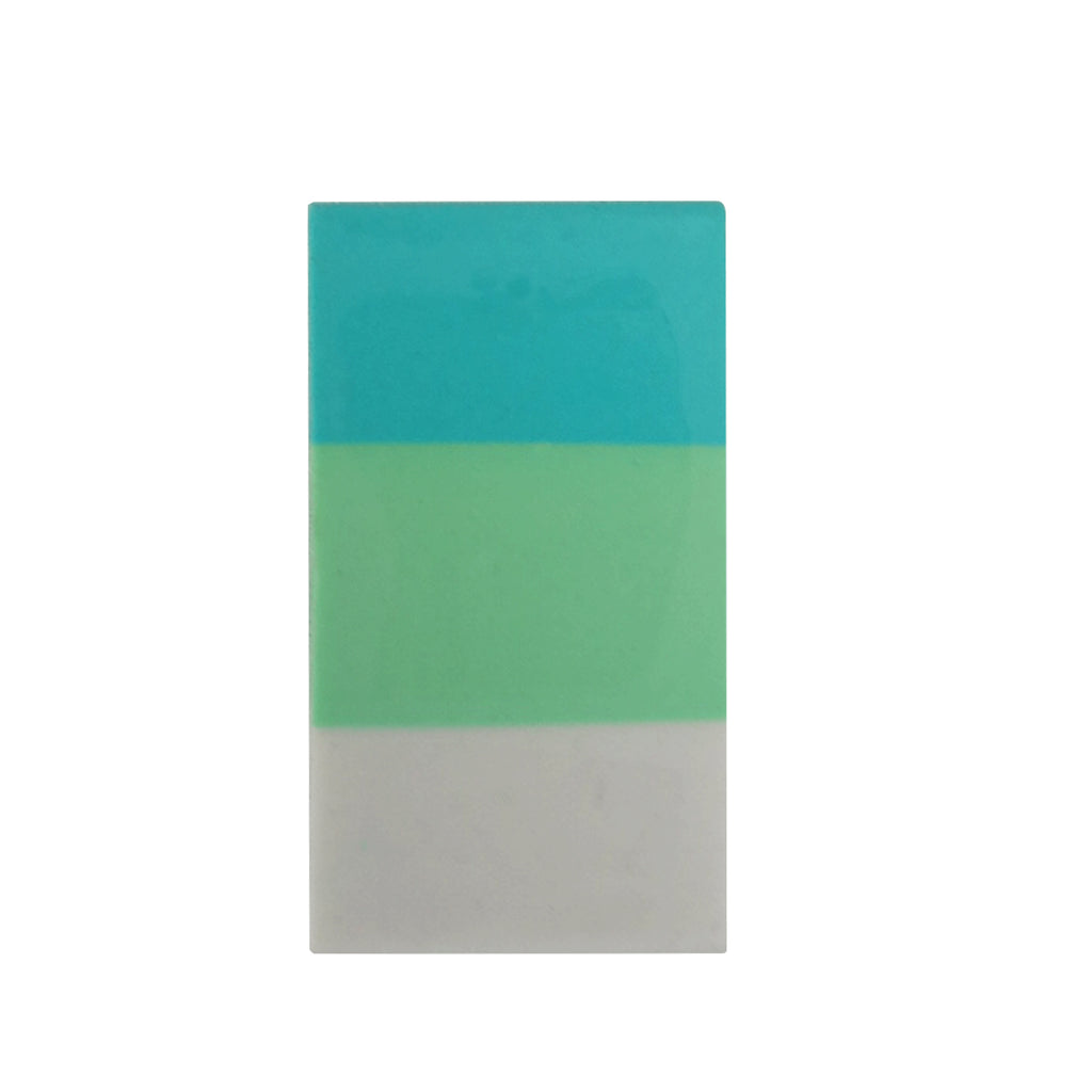 Tri-Color Eraser - Green