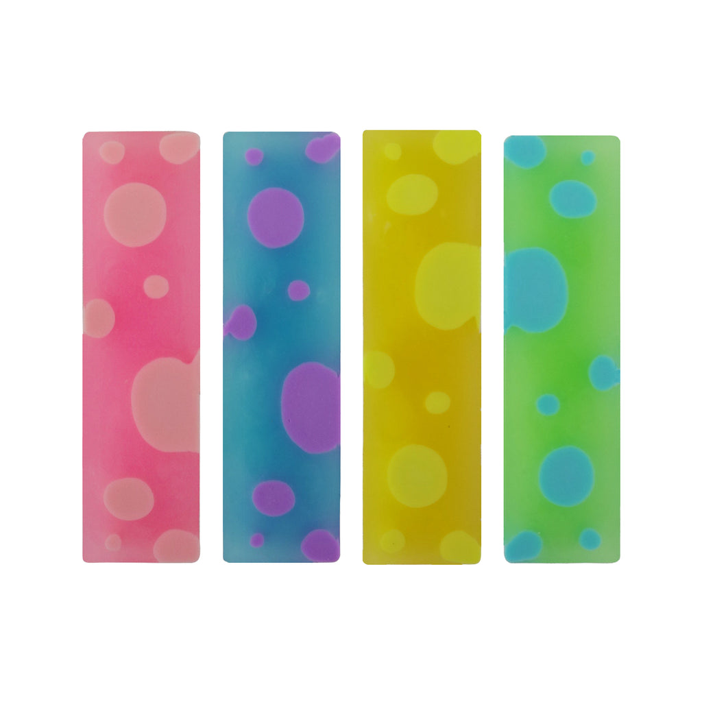 Jelly Erasers - Set of 4