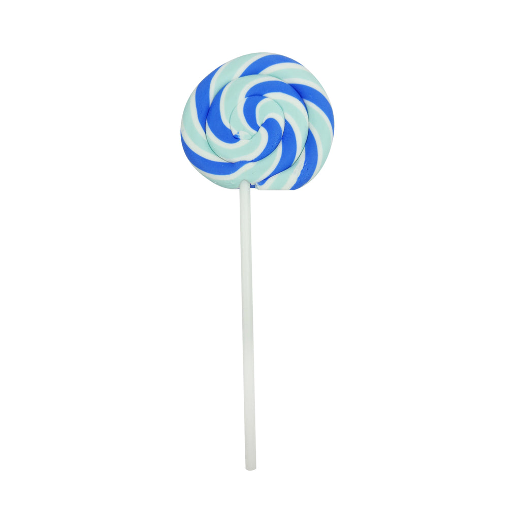 Lollipop Eraser - Blue