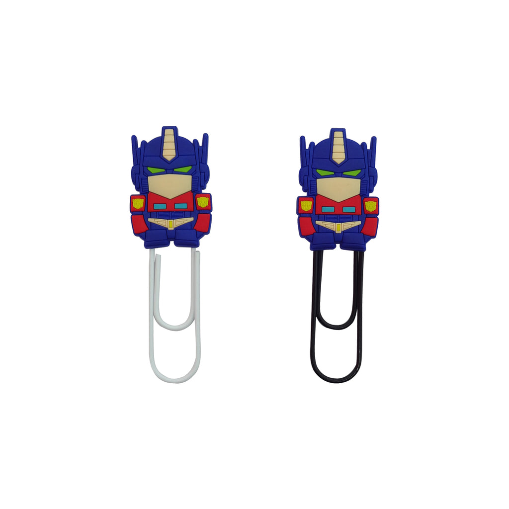 Iron Man Paper Clip - Set of 2
