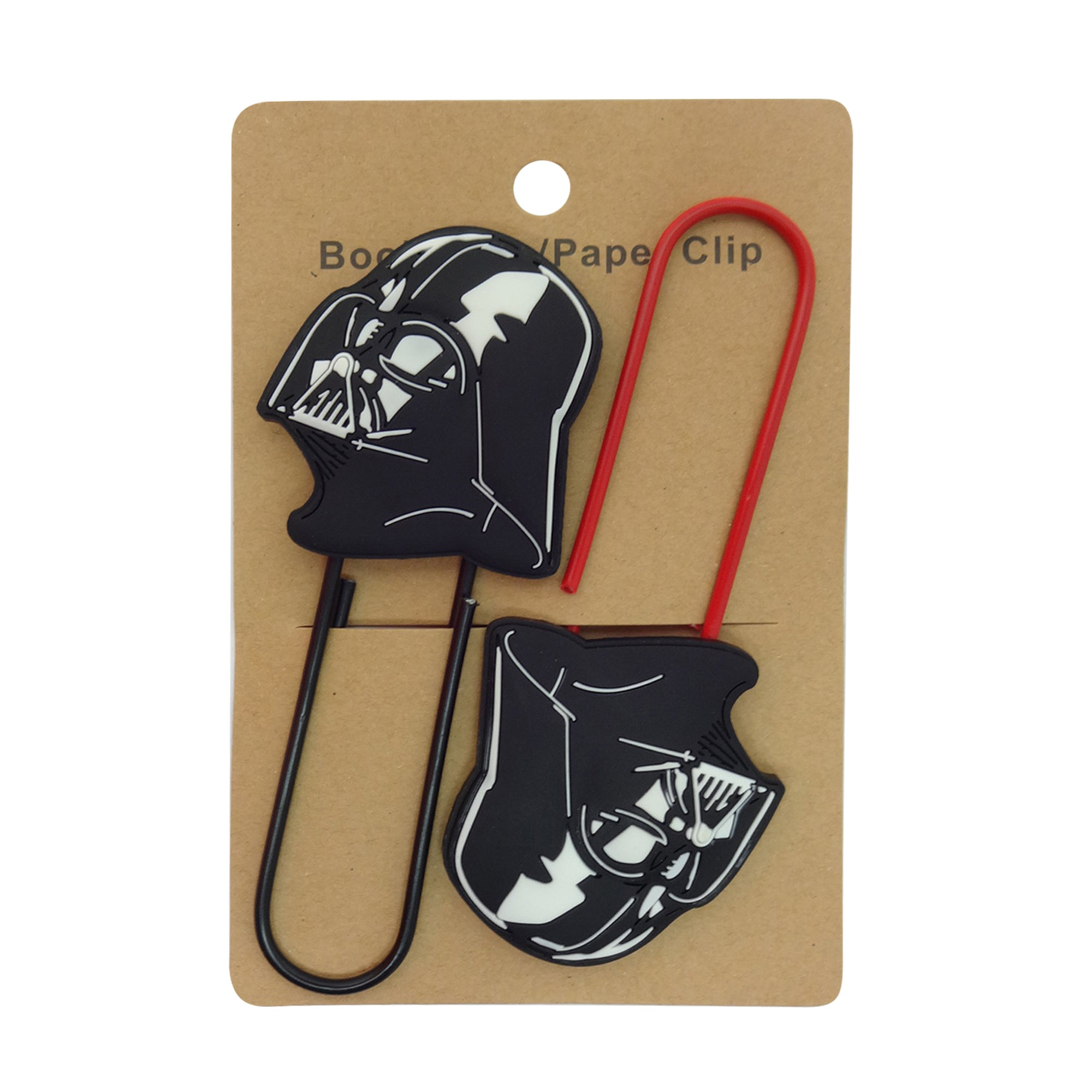 Darth Vader Paper Clip - Set of 2
