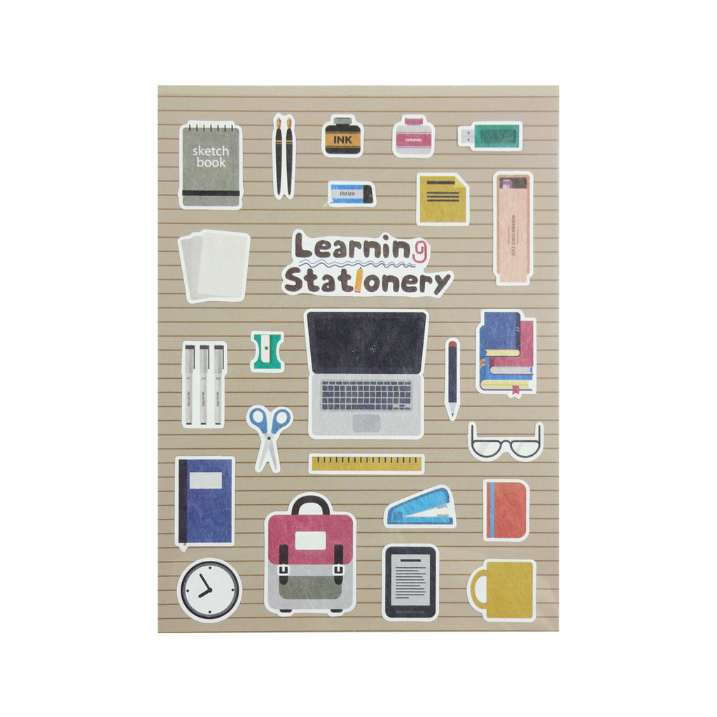Learning Stationery Stickers