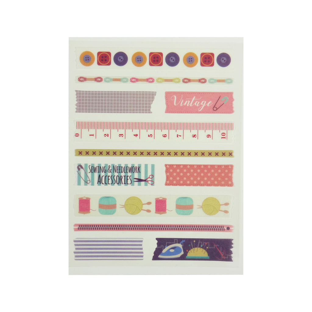 Needlework Accessories Stickers