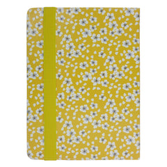 Universal Tablet Case - Yellow Floral