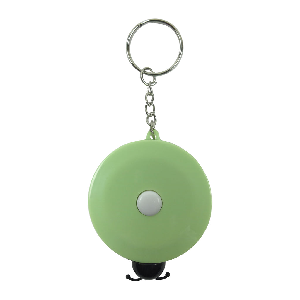Cat Measuring Tape - Green