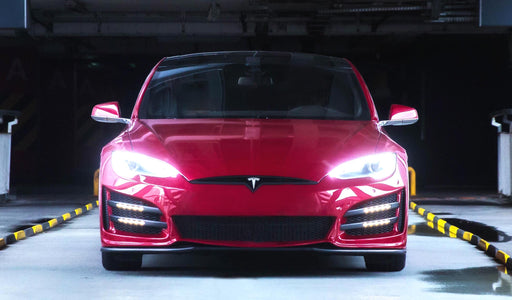 Body Kit for Tesla Model S from tesla-shop.co