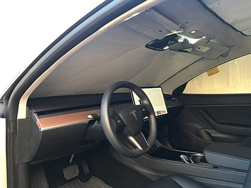 HeatShield for Tesla Model 3 (Shop at Teslament - High-quality products for Tesla owners and fans)
