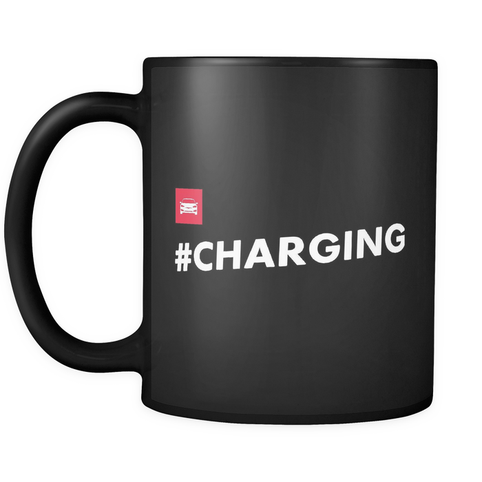 Black Mug - LOL OIL (Limited edition) from tesla-shop.co