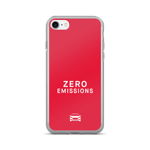 iPhone 7/7 Plus Case - Zero Emissions from tesla-shop.co