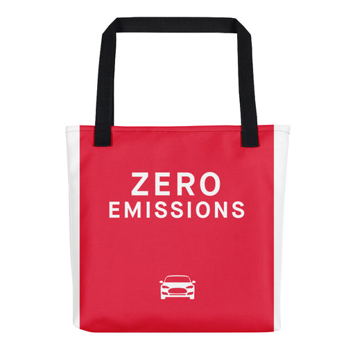 Tote bag from tesla-shop.co