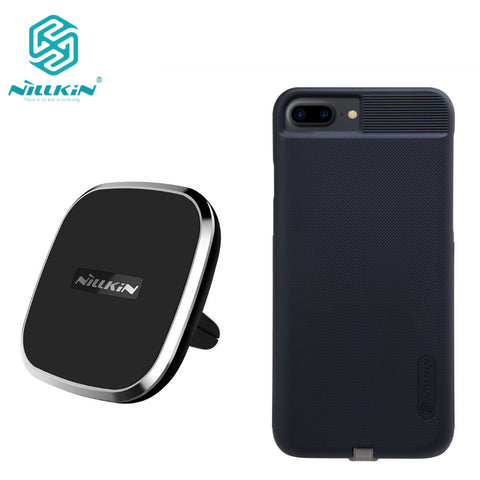 Wireless Charger Pad & Case for iPhone