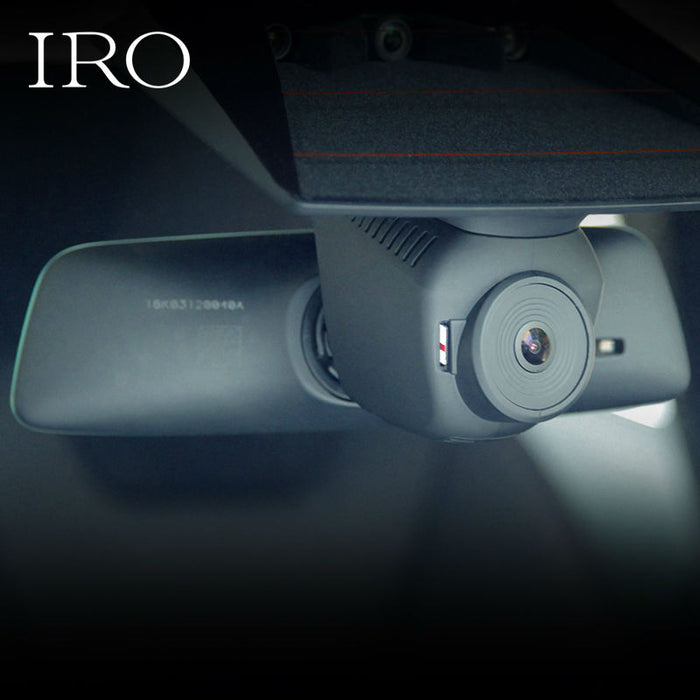 IRO Dashcam for Tesla Model S with AP2 from tesla-shop.co