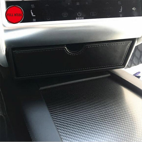 Console Box Drawer for Model X and Model S