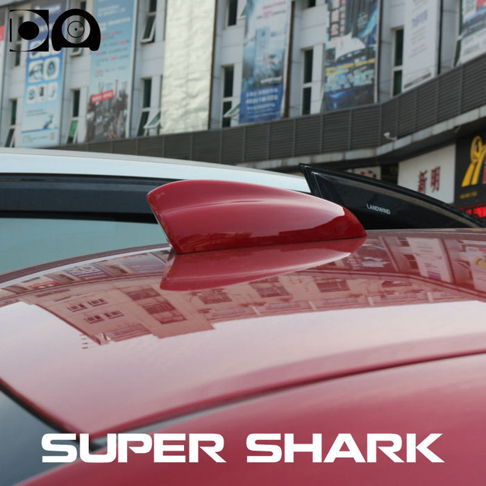 Shark fin for Model S from tesla-shop.co