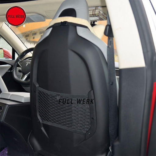 Seat Storage Net for Tesla Model S from tesla-shop.co