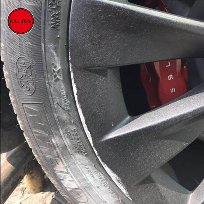 Protective Wheel Strip for Tesla Model S & Model X from tesla-shop.co