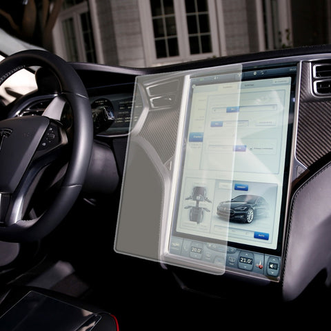Tempered Glass Screen Protector for Tesla Model S & Model X