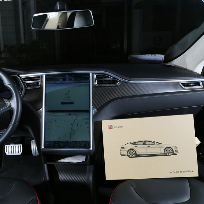 Tempered Glass Screen Protector for Tesla Model S & Model X from tesla-shop.co