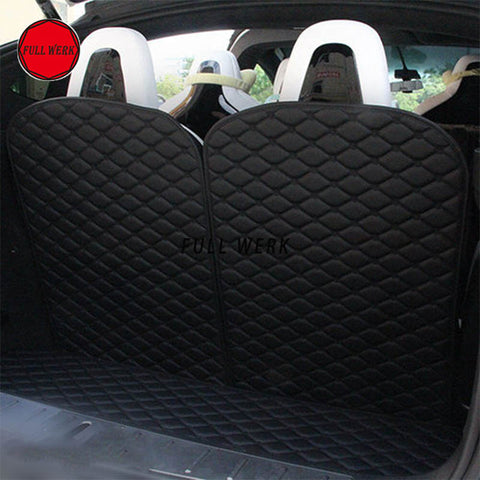 Back Seat Protector for Tesla Model X