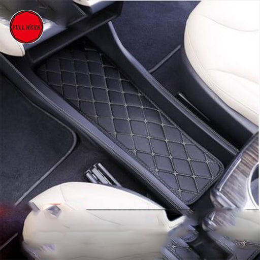 Center Console Cushion Pad for Tesla Model S from tesla-shop.co