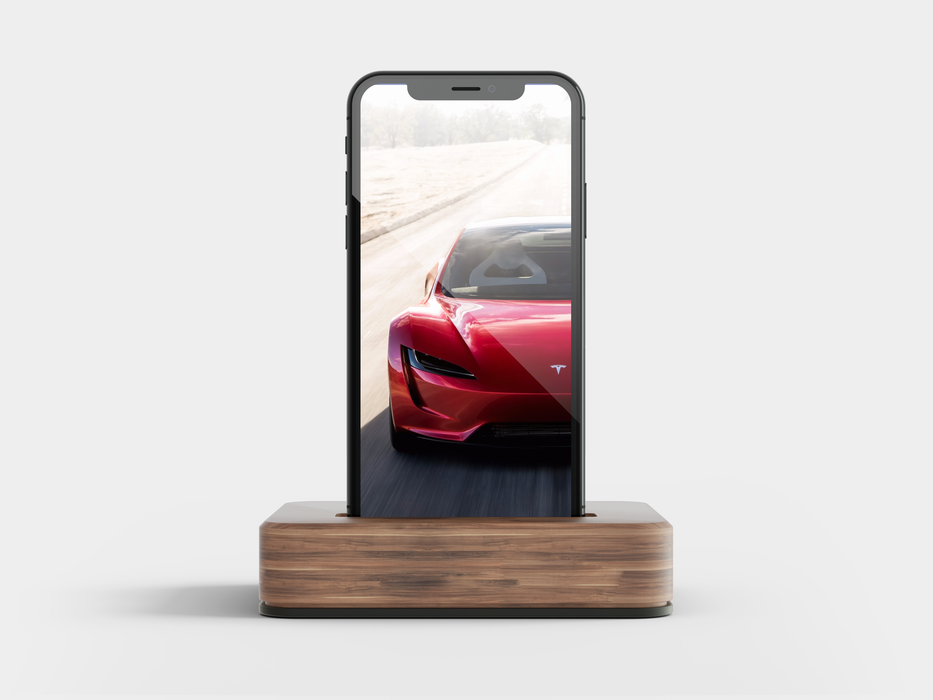 iPhone Wallpapers - Tesla Roadster 2.0 from tesla-shop.co