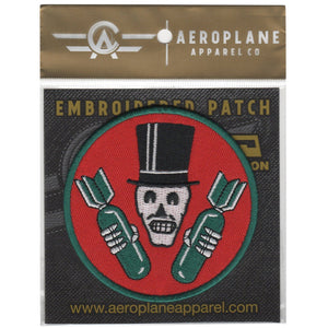 Pins Patches Lanyards Keychains - 399th Bombardment Squadron Embroidered Patch (Iron On Application)