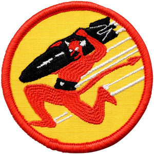 Pins Patches Lanyards Keychains - 84th Bombardment Squadron Embroidered Patch (Velcro Application)
