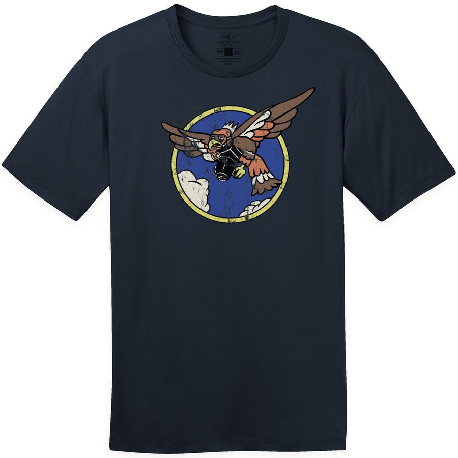 Shirts - 1st Reconnaissance Squadron Aeroplane Apparel Co. Men's T-Shirt