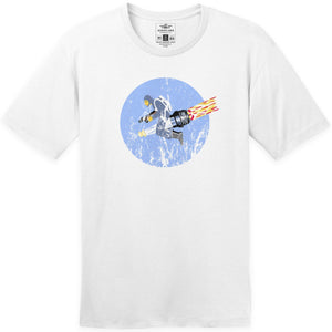 Shirts - 26th Troop Carrier Squadron Aeroplane Apparel Co. Men's T-Shirt