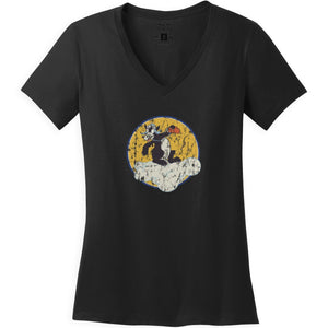 Shirts - 27th Tactical Reconnaissance Squadron Aeroplane Apparel Co. Women's T-Shirt
