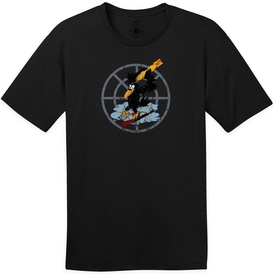 Shirts - 312th Bombardment Squadron Aeroplane Apparel Co. Men's T-Shirt