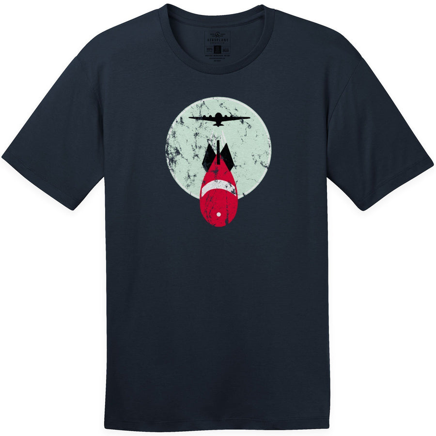 Shirts - 316th Bombardment Squadron Aeroplane Apparel Co. Men's T-Shirt