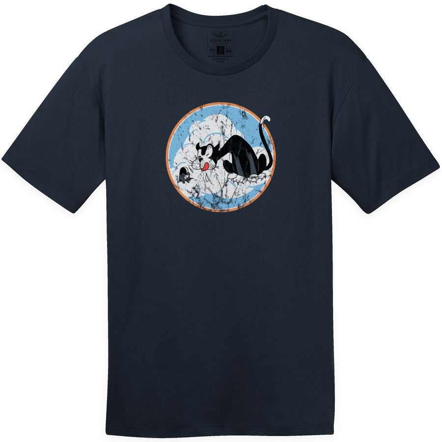 Shirts - 322d Fighter Squadron Aeroplane Apparel Co. Men's T-Shirt