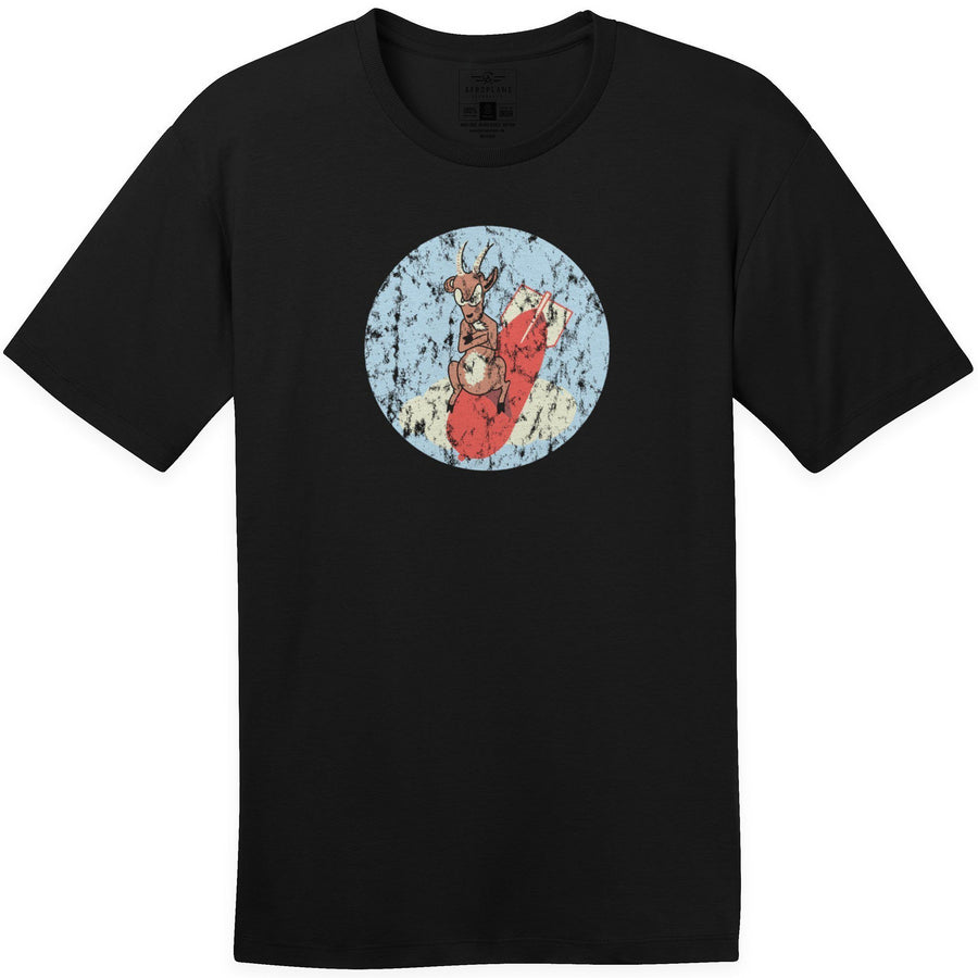 Shirts - 323d Bombardment Squadron Aeroplane Apparel Co. Men's T-Shirt