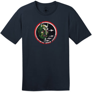 Shirts - 356th Tactical Fighter Squadron Aeroplane Apparel Co. Men's T-Shirt