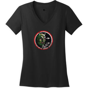 Shirts - 356th Tactical Fighter Squadron Aeroplane Apparel Co. Women's T-Shirt