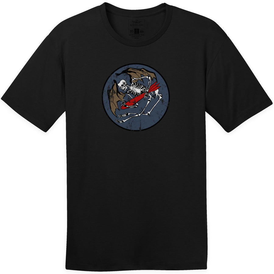 Shirts - 382d Bombardment Squadron Aeroplane Apparel Co. Men's T-Shirt
