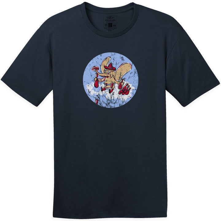 Shirts - 461st Bombardment Squadron Aeroplane Apparel Co. Men's T-Shirt