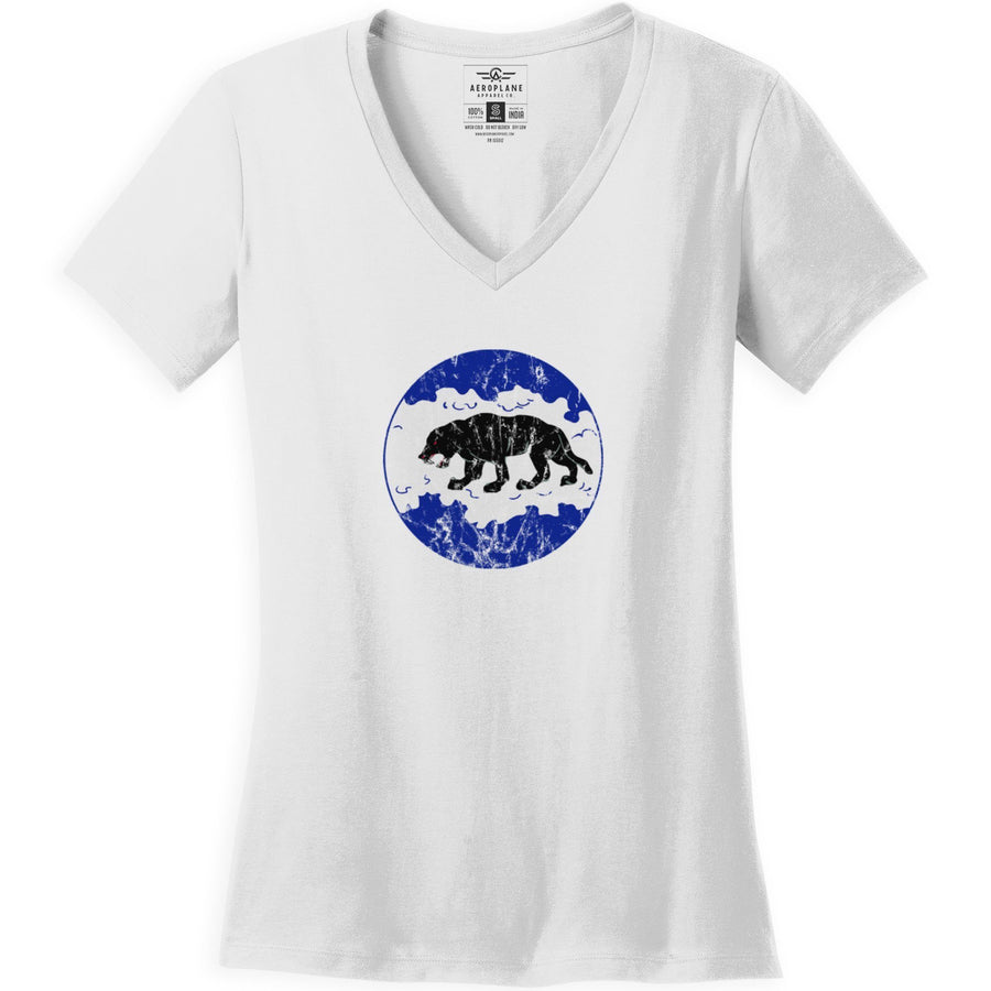 Shirts - 46th Pursuit Squadron Aeroplane Apparel Co. Women's T-Shirt