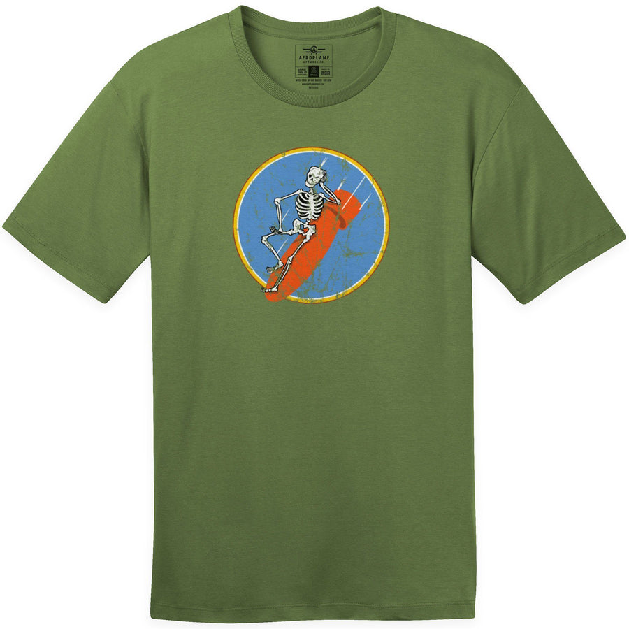 Shirts - 508th Fighter Squadron Aeroplane Apparel Co. Men's T-Shirt