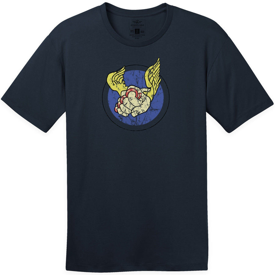 Shirts - 644th Bombardment Squadron Aeroplane Apparel Co. Men's T-Shirt